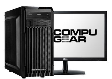 <b>COMPUGEAR</b> | Professional PC
