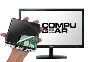 <b>COMPUGEAR</b> | NUC Mini PC