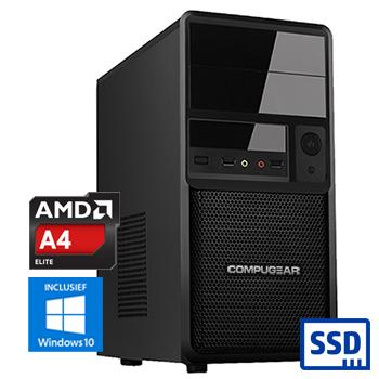 COMPUGEAR Advantage X11 (4GB RAM + 120GB SSD)