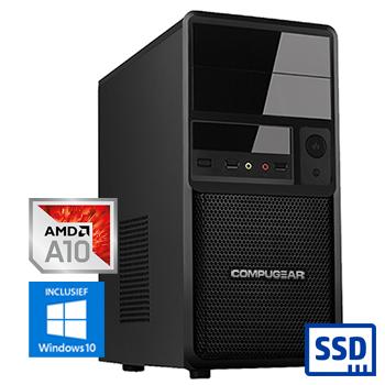 COMPUGEAR Advantage X12 (8GB RAM + 240GB SSD)