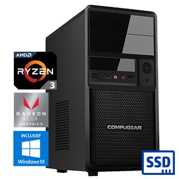COMPUGEAR Advantage X14 (Ryzen + 16GB RAM + 480GB SSD)