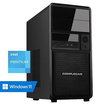 COMPUGEAR Value VPG-8R480S (met Pentium G6400, 8GB RAM en 480GB SSD)