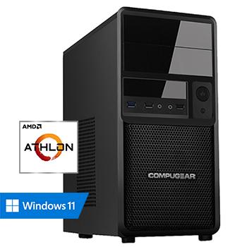 COMPUGEAR Value VAG-8R480S (met Athlon 3000G, 8GB RAM en 480GB SSD)